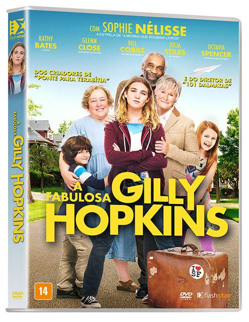 Dvd - a Fabulosa Gilly Hopkins