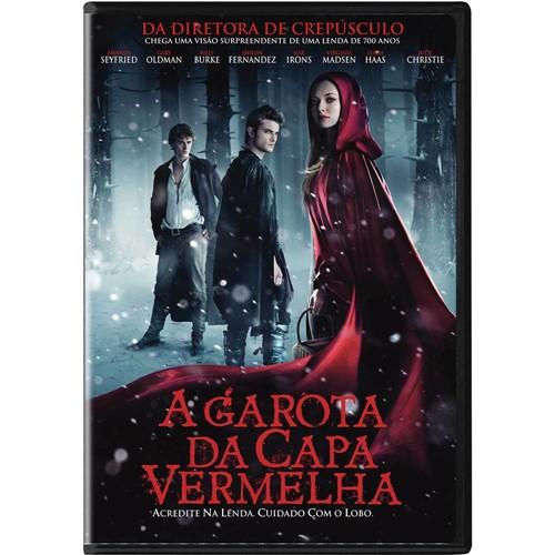DVD a Garota da Capa Vermelha