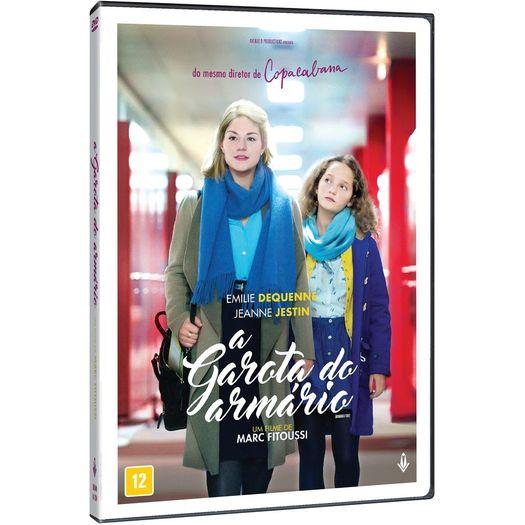 DVD a Garota do Armário