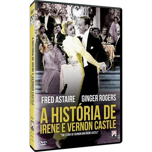 DVD: a Historia de Irene e Vernon Castle