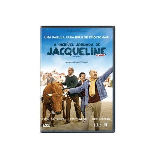 DVD a Incrível Jornada de Jacqueline: a Vaca