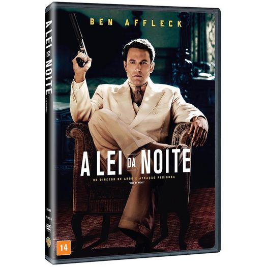 DVD a Lei da Noite