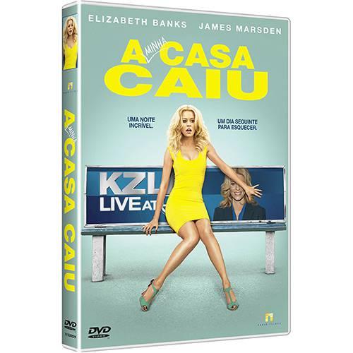 DVD - a Minha Casa Caiu