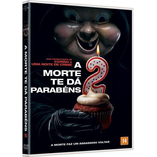 DVD a Morte te Dá Parabéns 2