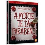 DVD - a Morte te Dá Parabéns