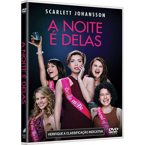 DVD - a Noite é Delas