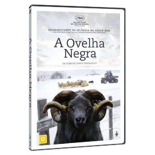 DVD a Ovelha Negra - Charlotte Bøving