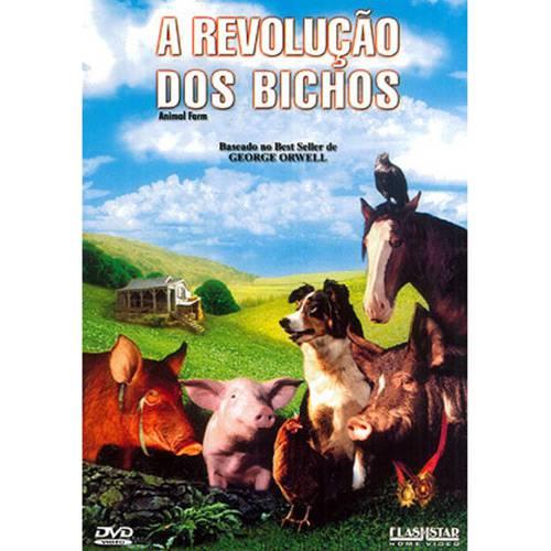 DVD a Revolução dos Bichos