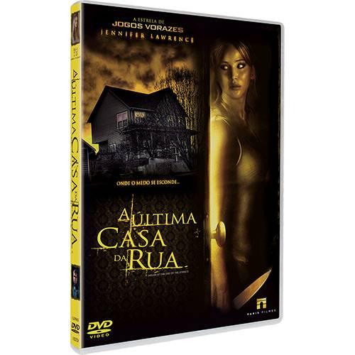 DVD - a Última Casa da Rua