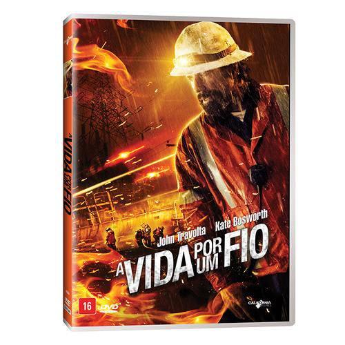 DVD - a Vida por um Fio
