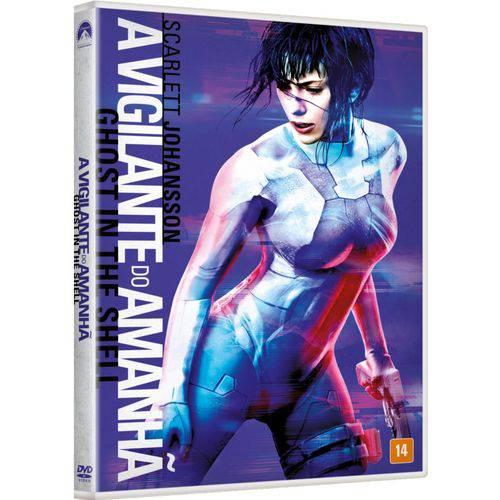 Dvd a Vigilante do Amanhã