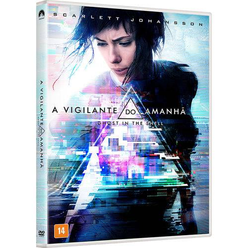 DVD - a Vigilante do Amanhã