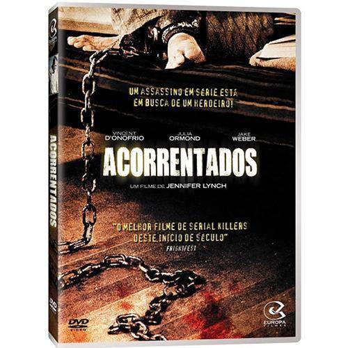 Dvd - Acorrentados