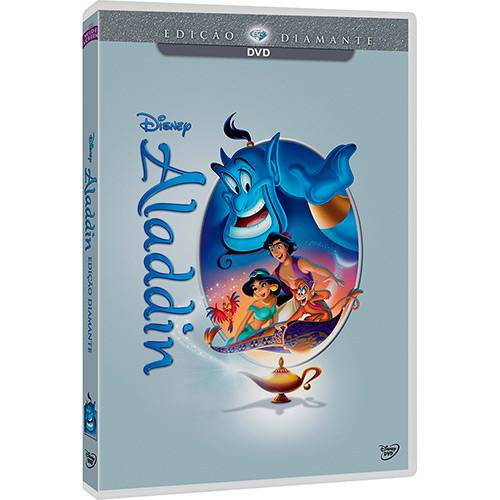 DVD - Aladdin Edição Diamante