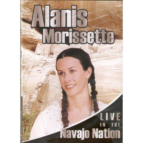 Dvd Alanis Morissette - Live In The Navajo Nation