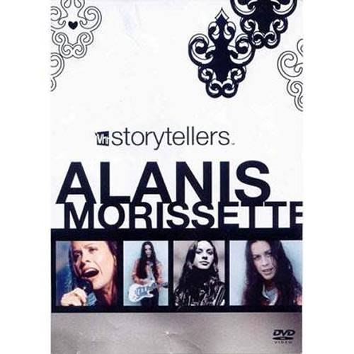 DVD - Alanis Morissette - VH1 StoryTellers