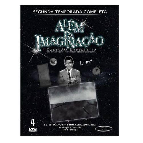 DVD Além da Imaginação - Segunda Temporada Completa