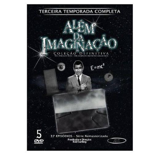 DVD Além da Imaginação - Terceira Temporada Completa