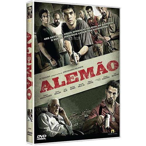DVD - Alemão
