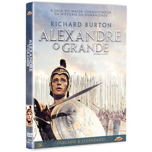 DVD Alexandre, o Grande