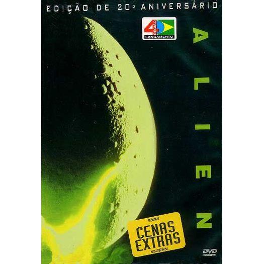DVD Alien: o Oitavo Passageiro