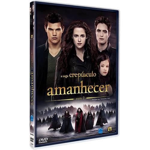 DVD - Amanhecer - Parte 2