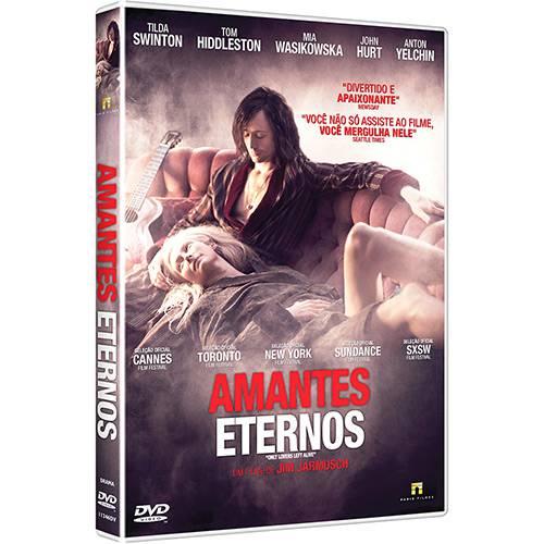 DVD - Amantes Eternos
