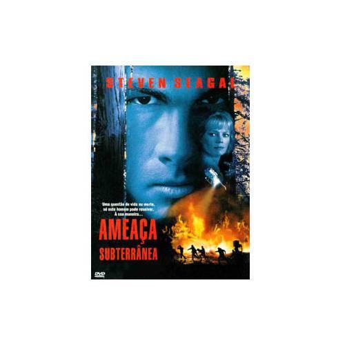 DVD Ameaça Subterrânea