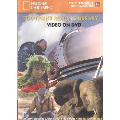 DVD - American English - Level 1 - 800 A2