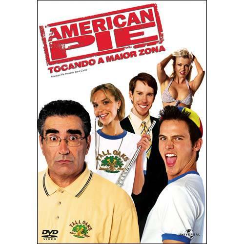 DVD American Pie - Tocando a Maior Zona