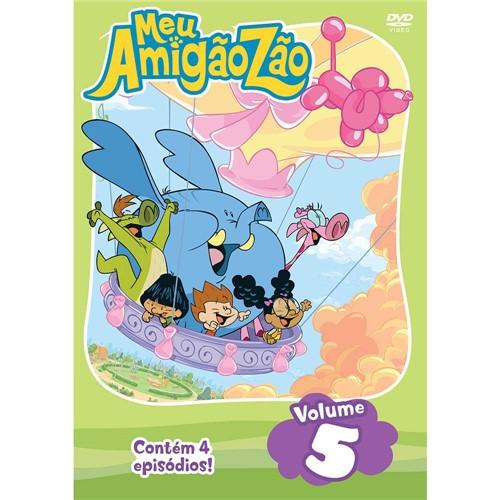 DVD Amigãozão - Vol. 5