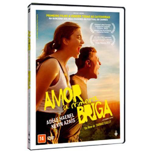 Dvd - Amor a Primeira Briga (Legendado)