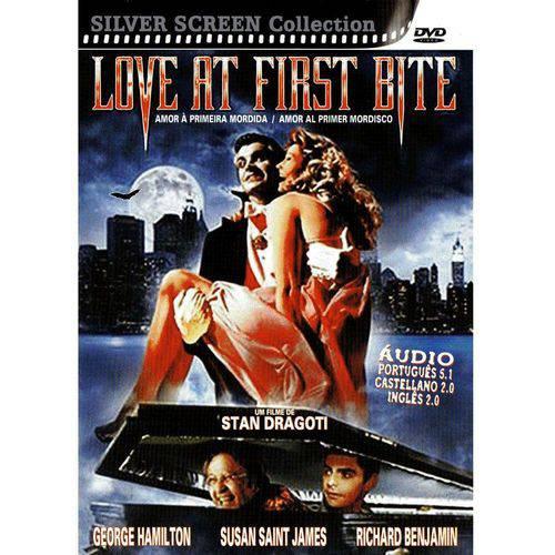 DVD Amor Á Primeira Mordida - Stan Dragoti