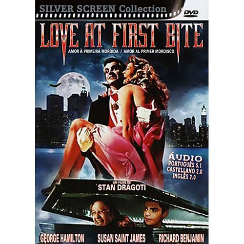DVD Amor a Primeira Mordida