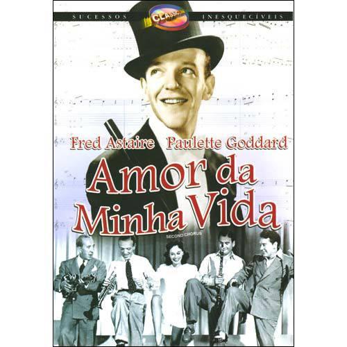 DVD Amor da Minha Vida