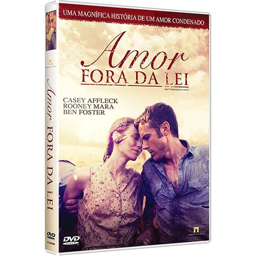 DVD - Amor Fora da Lei