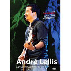 DVD André Lellis - ao Vivo em Guarapari - ES