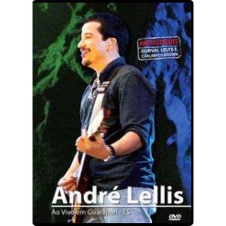 DVD André Lellis - em Guarapari
