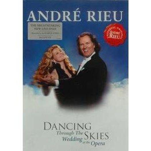 DVD André Rieu - Dancing Through The Skies (DVD + CD)