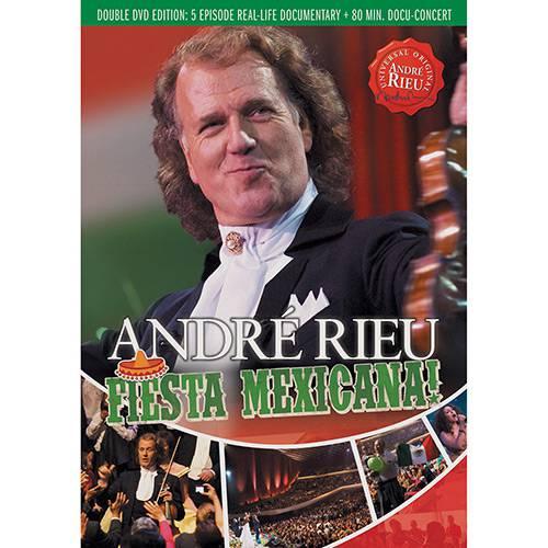 DVD Andre Rieu - Fiesta Mexicana (Duplo)