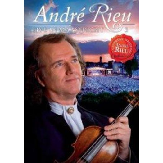 Dvd Andre Rieu - Live In Maastricht Ii