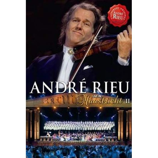 DVD Andre Rieu - Live In Maastricht Ii (2009)