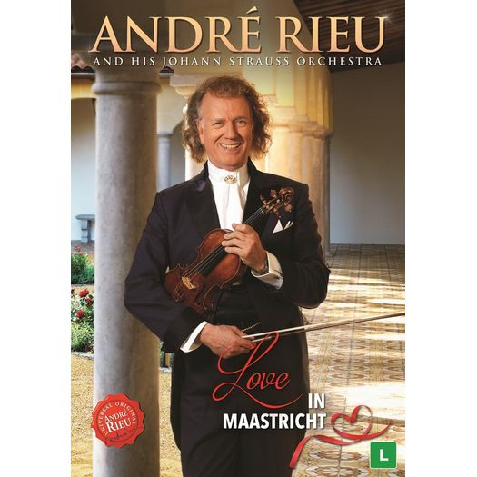 DVD André Rieu - Love In Maastricht
