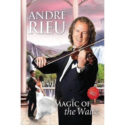 DVD André Rieu - Magic Of The Waltz