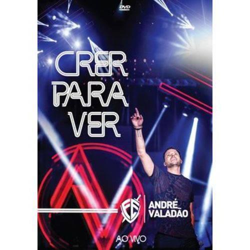 DVD Andre Valadao Crer para Ver