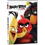 DVD Angry Birds: o Filme