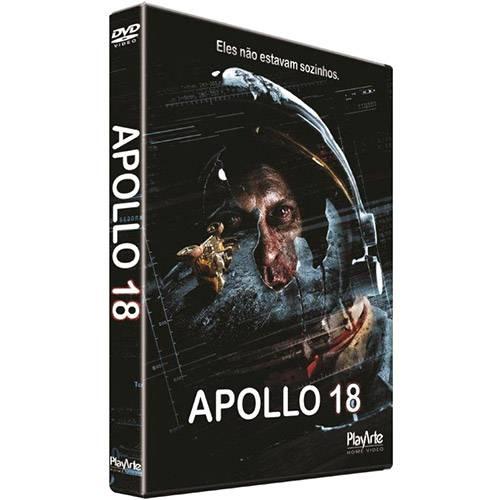 DVD Apollo 18
