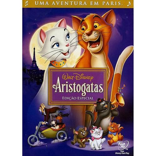 DVD Aristogatas - Edição Especial
