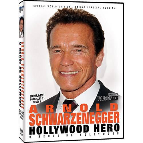 DVD Arnold Schwarzenegger : o Herói de Hollywood