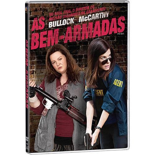 DVD - as Bem-Armadas